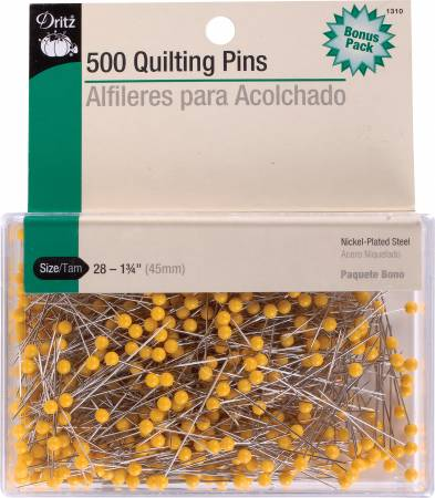 500 Quilting Pins # 1310D