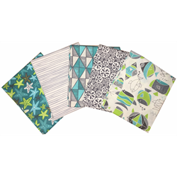 Sea Life - Fat Quarter Bundle (5) CAM6141305-FQ