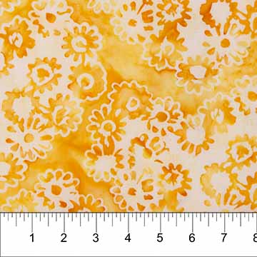 Banyan Batiks - Daisy Chain by Northcott - 80130-53