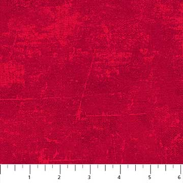 Canvas by Northcott - Cherry Red 9030-25