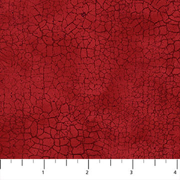 Crackle by Northcott  - Cranberry 9045-24