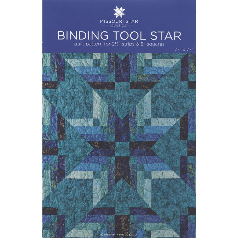 Binding Star tool Quilt Kit - Make your own kit!
