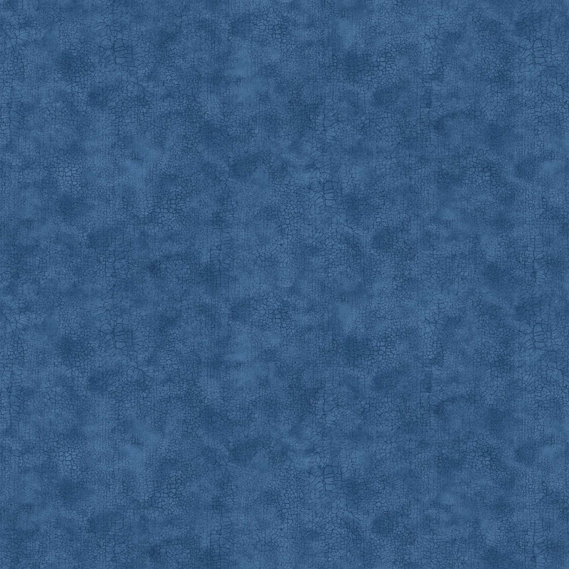 "Crackle by Northcott- Wide Backing 108"" -Blue"