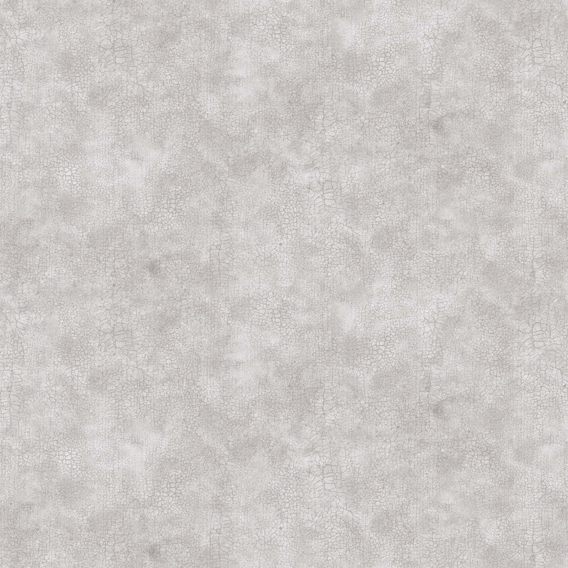 "Crackle by Northcott- Wide Backing 108"" -light grey"