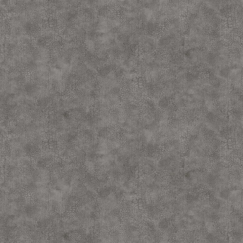 "Crackle by Northcott- Wide Backing 108"" - Grey"