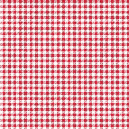 Gingham Red Bake Sale 2 from Lori Holt Collection by Riley Blake