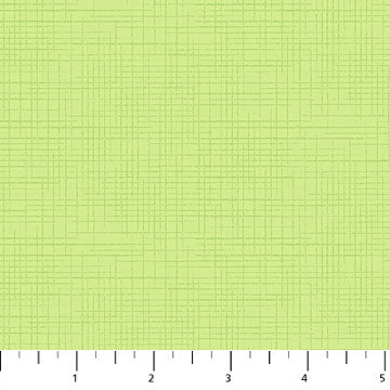 Dublin FLANNEL  By Northcott F9040-74 Lemongrass