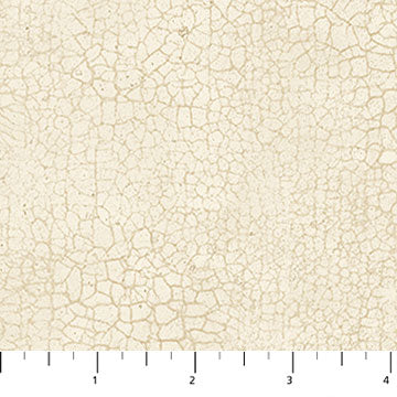 Crackle FLANNEL  By Northcott F9045-12 Beige