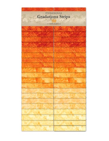 Stonehenge Graduation Strips - Sunglow SSTONE40-53