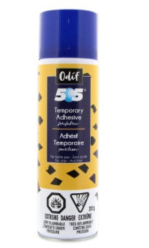ODIF lg 505 Temporary Fabric Adhesive Spray - 312g