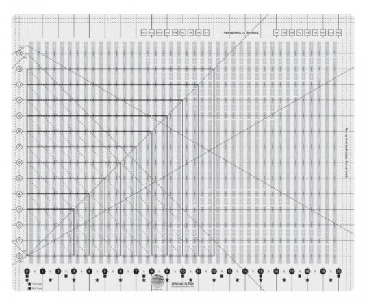 Creative Grids Stripology XL Ruler # CGRGE1XL