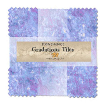 Stonehenge Graduations Tiles - Mystic Twilight TSTONE42-66