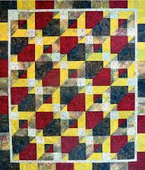 Nine Patch Evolved: make your own! 5 Yard Quilt