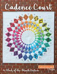 Candence Court Pattern by Sassafras Lane Designs