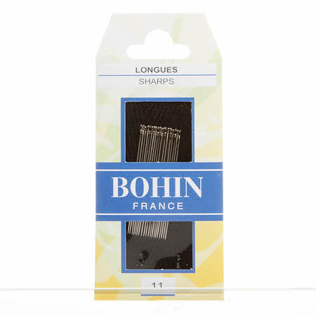 Bohin Sharps Needles Size 11 # 00223