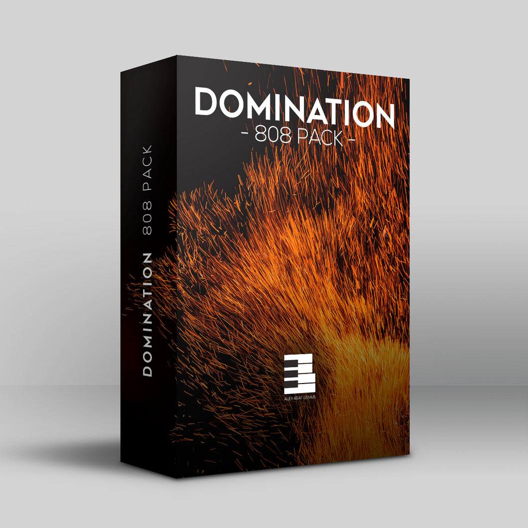 808 DOMINATION - BOOSTER SES 808