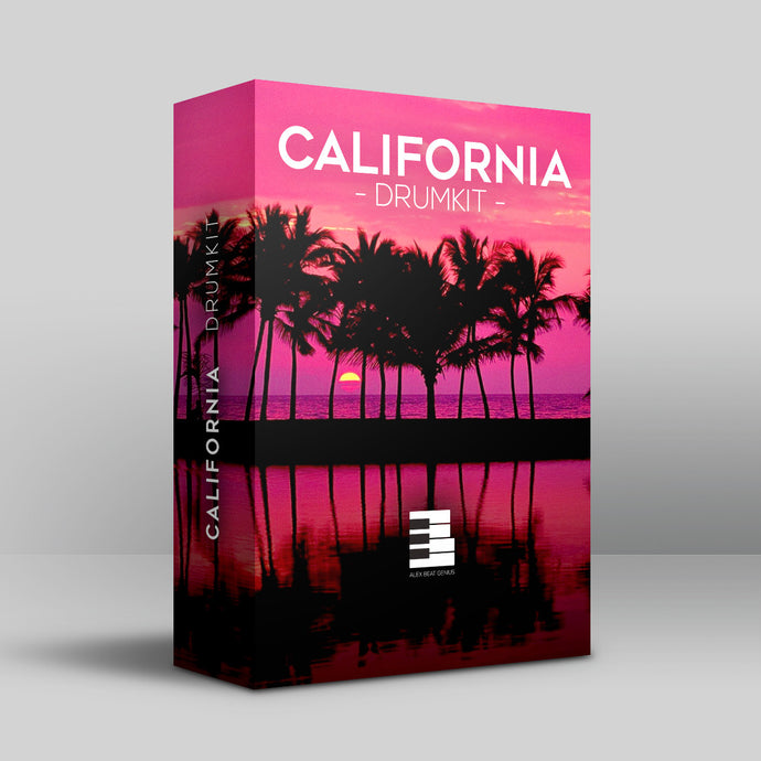 DRUMKIT CALIFORNIA