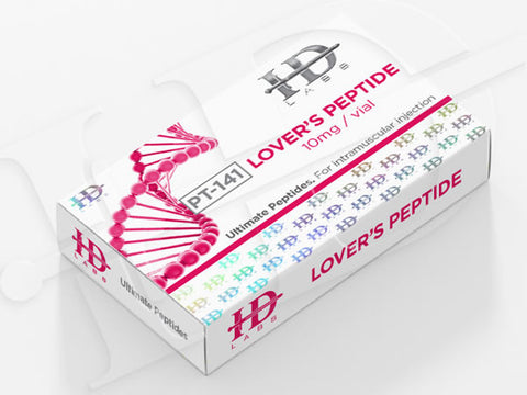HD Labs Lovers Peptide