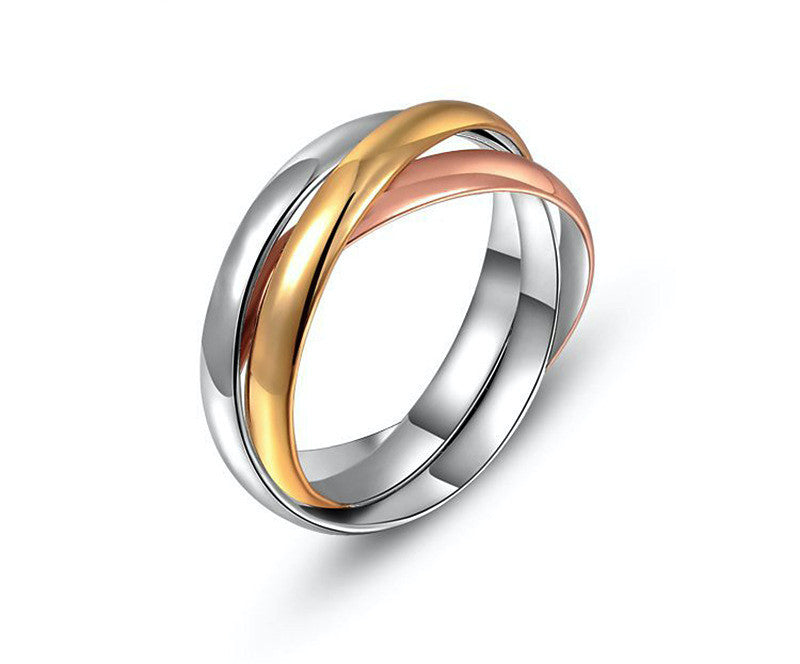 18K Gold Plated Haven Ring