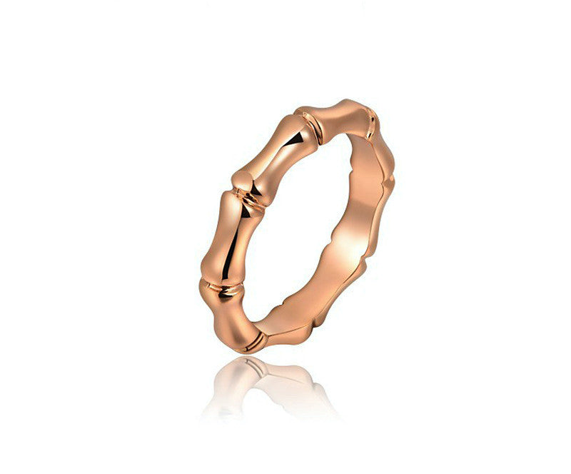 18K Rose Gold Plated Anaya Ring