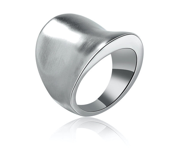 Platinum Plated Adelina Ring