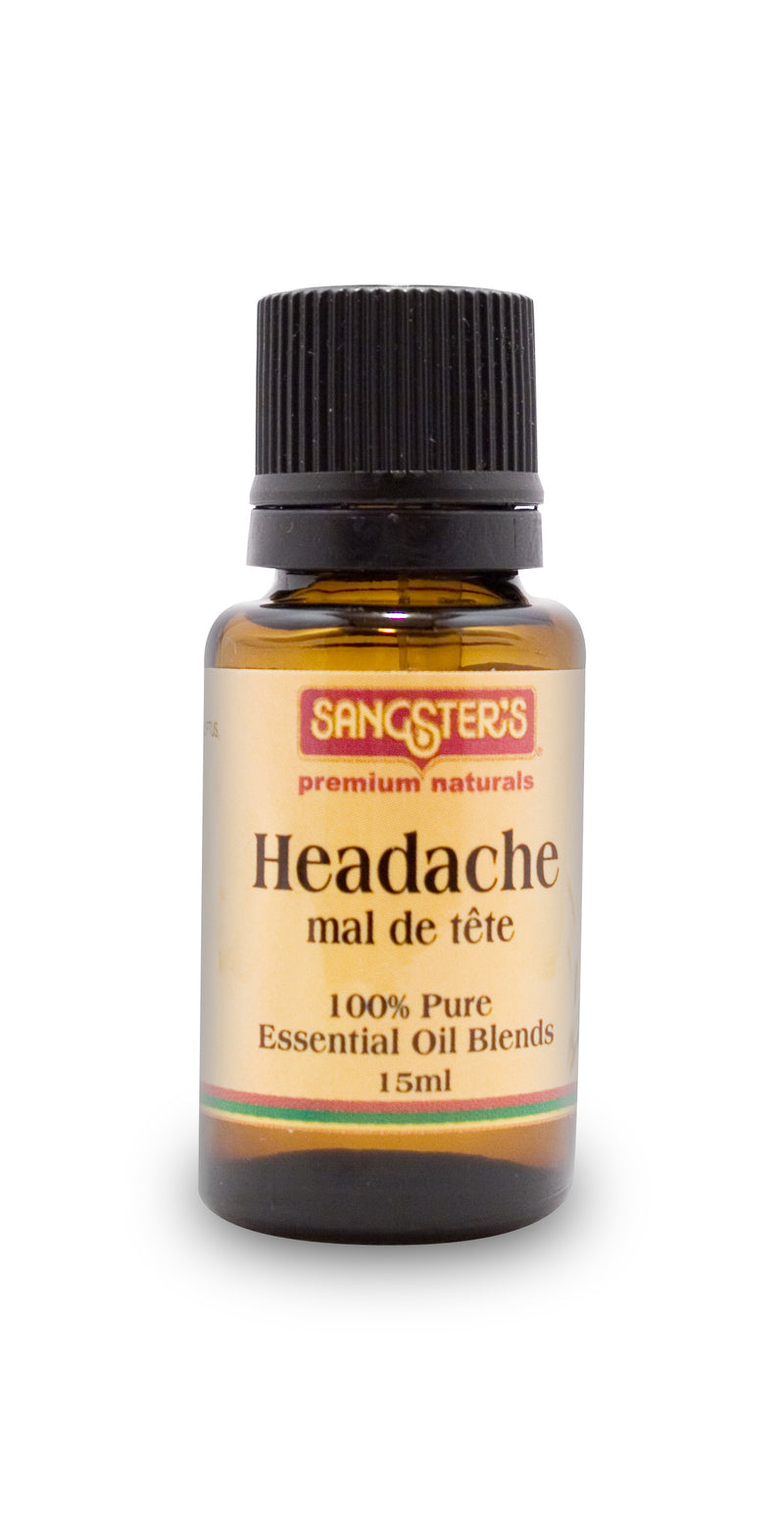 Sangster's Headache 100% Pure Essential Oil 15ml