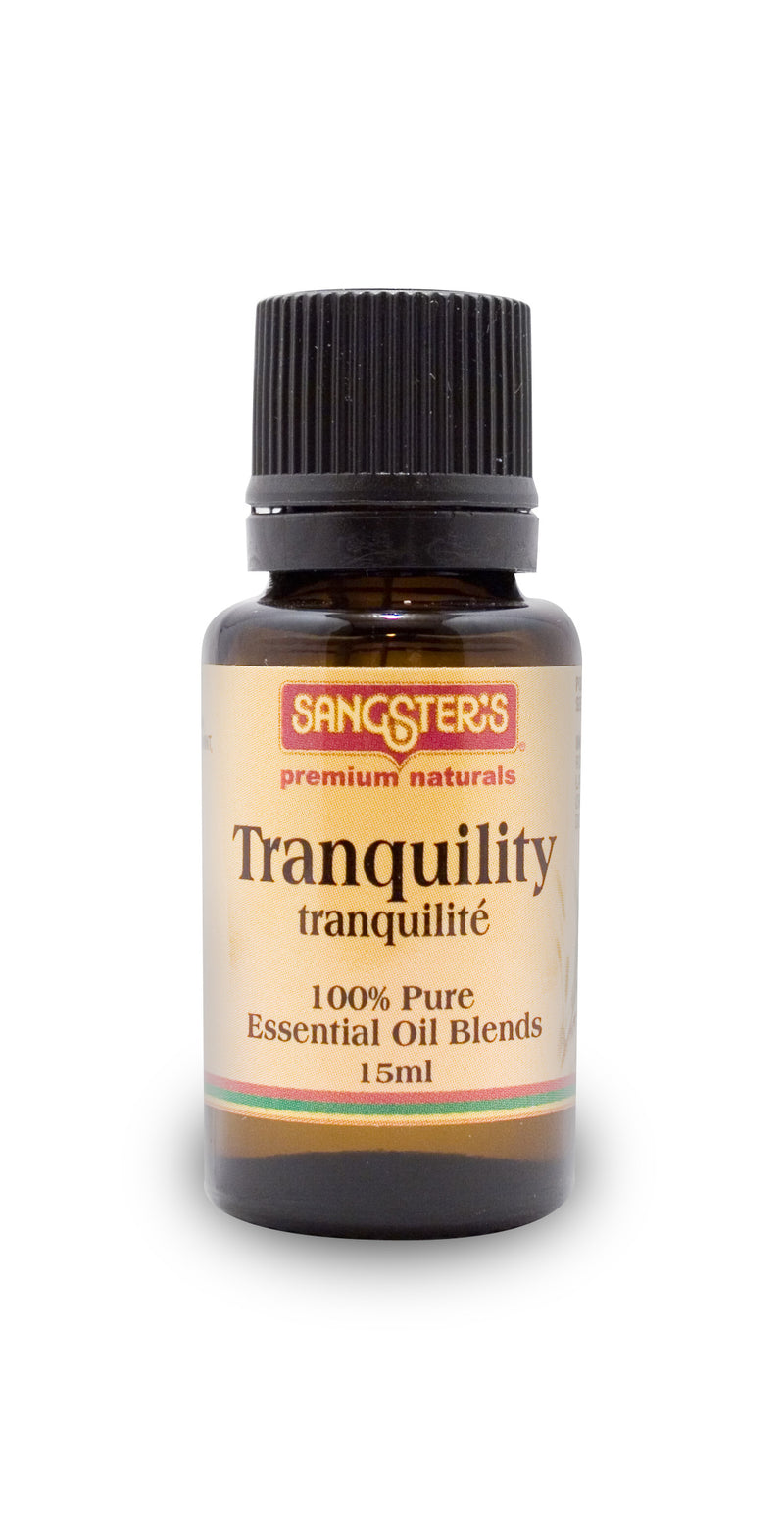 Sangster's Tranquility 100% Pure Essential Oil 15ml