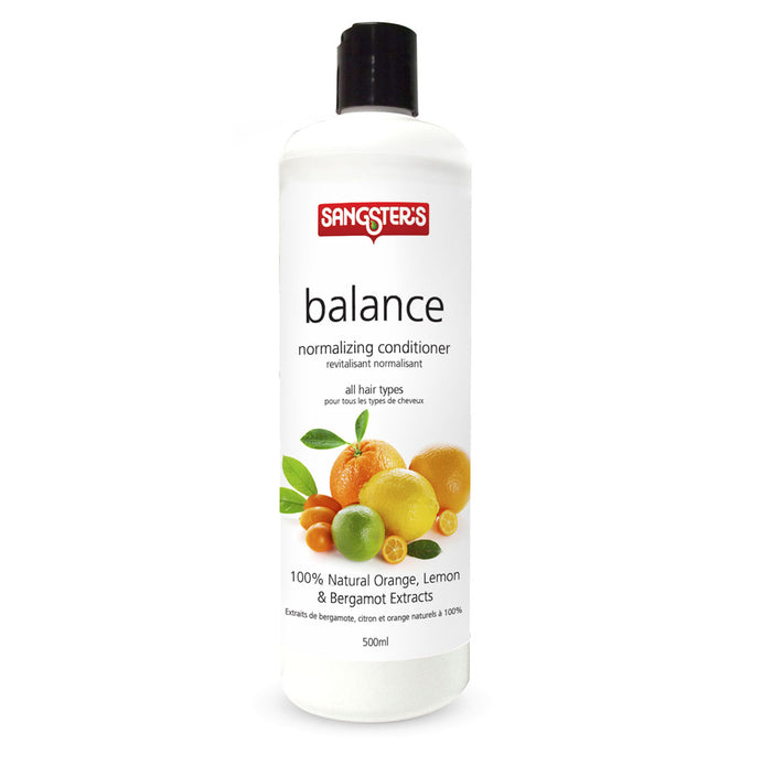 Natural Conditioner - Balance Normalizing Citrus 500ml