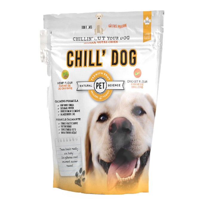 Chill'Dog Hemp Pet Treats