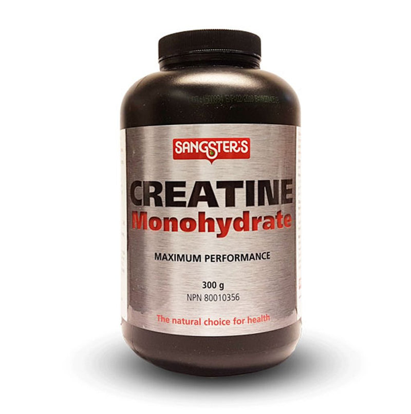 Sangster's Creatine Monohydrate 300g