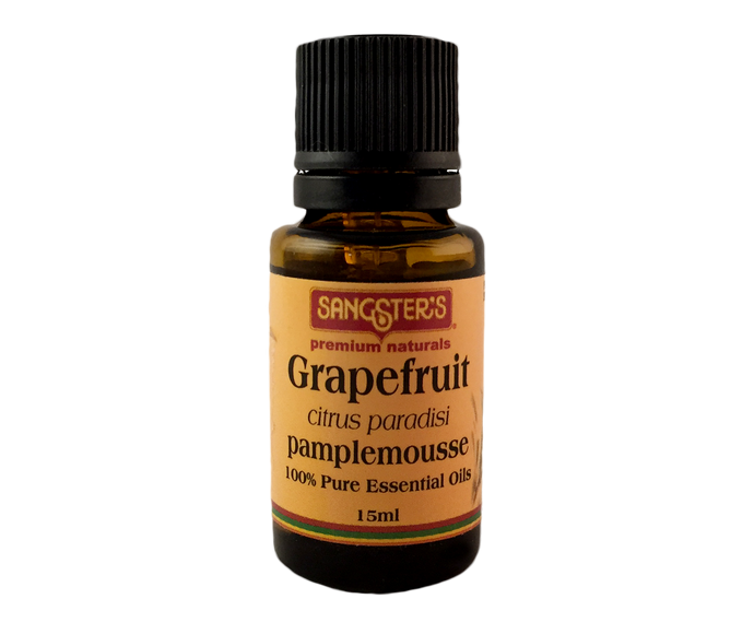 Grapefruit 100% Pure Essential Oil 15ml