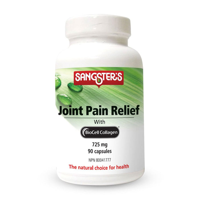 Joint Pain Relief with BioCell Collagen®