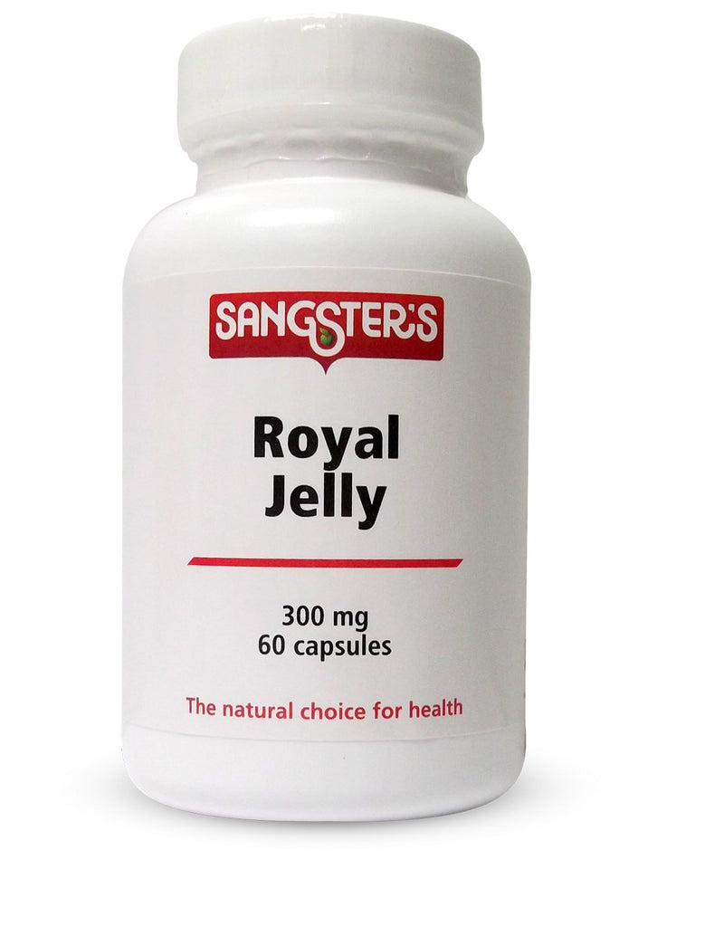 Sangster's Royal Jelly 300mg - EXPIRY JULY 2019