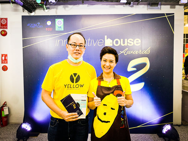 Larna house ในงาน Innovative house rewards 2020