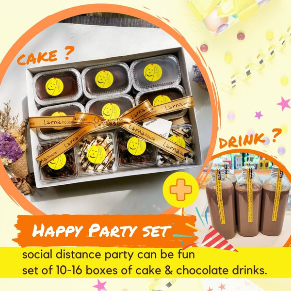 Party Set is now available