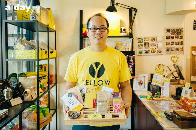bean to bar chocolate collection thailand deliver to all place in thailand