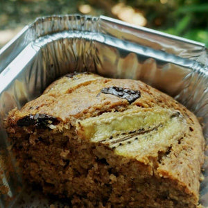 Vegan banana superload loaf