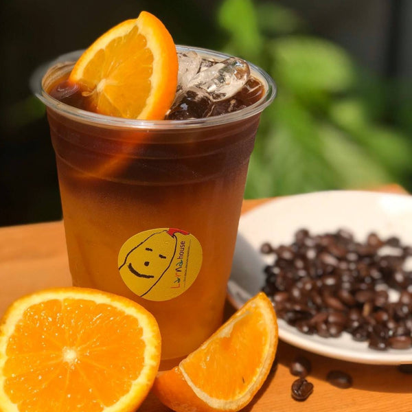 Orange Espresso