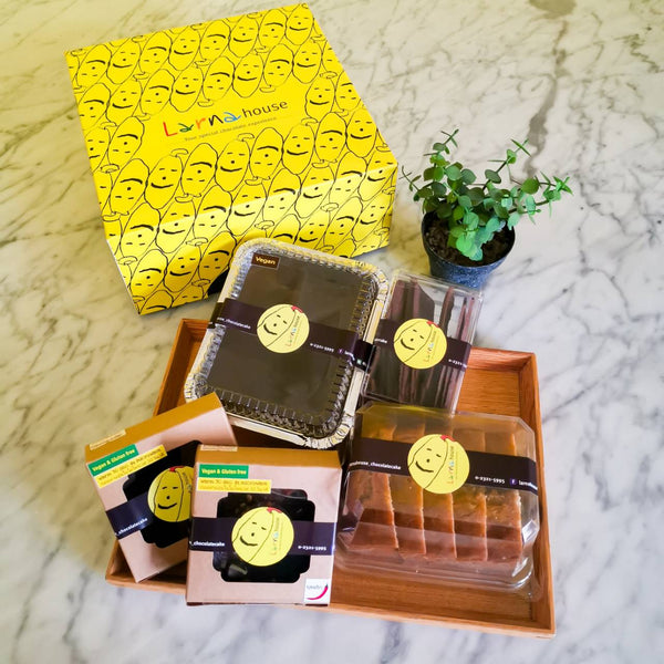 Vegan Gift set box S