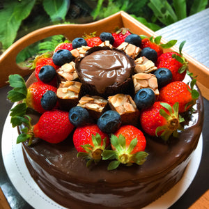Chocolate Heaven Larna cake