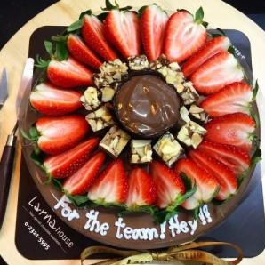 Chocolate Heaven Larna cake (ขนาดใหญ่)