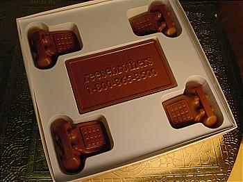 Custom Chocolate Mould 2