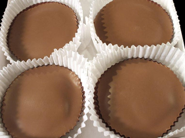 8oz - 4pc Giant Peanut Butter Cups