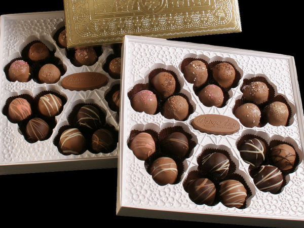 40oz - 36pc Paras Chocolate Truffle Assortment - 36 piece