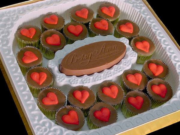 8oz Valentine Fancy Meltaways