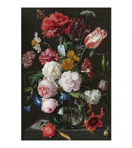 Dutch Masters:  Painting Flower Bulbs