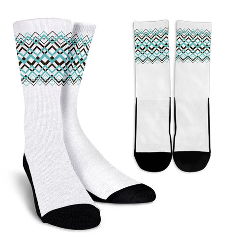 Let Me Walk Upon The Water - Men's Crew Socks