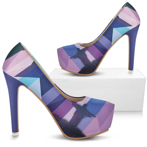 Outstretched Arms - Women's Heels