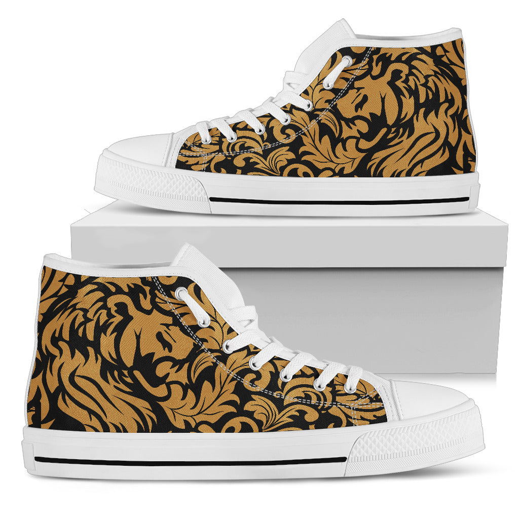 Men's High Top - Lion 2
