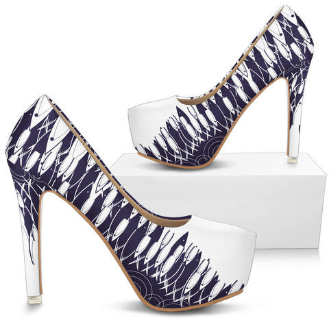 Fish Arise - Women's Heels
